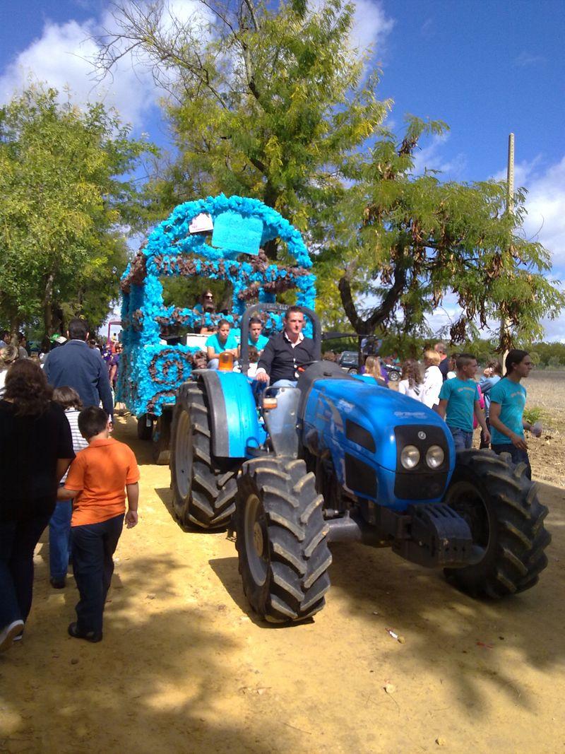 Torq tractor and carreta